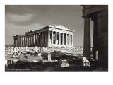 Parthenon at the Acropolis Posters