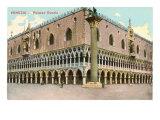 Doge's Palace, Venice Prints