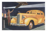 Automobile at the Airport Posters
