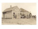 The Hay Store Prints