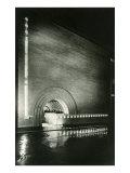Semi-Circular Entrance Prints