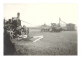 Steam-Powered Farm Equipment Prints