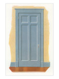 Blue Door Art