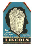 Lincoln Hotel Posters