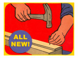 Hammer and Nail, All New Prints