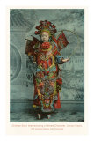 Elaborate Chinese Costume Posters