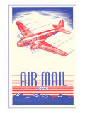 Air Mail Bond Posters