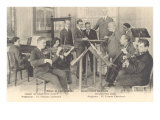 American Conservatory Conducing Class Poster
