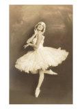 Swan Lake Ballerina Posters