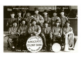 South Dakota Democratic Band Print