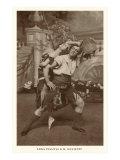 Anna Pavlova in Ballet Pas de Deux Prints