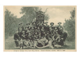 Dodge City Cowboy Band Prints