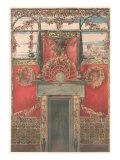 Pompeii Mural Prints