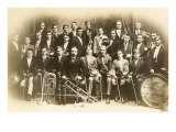 St. Paul's College Band Prints