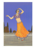 Belly Dancer Prints