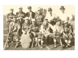 Bucklin Baseball Team Posters