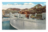 Arizona Spillway at Boulder Dam Prints
