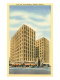 Title and Trust Building, Phoenix, Arizona Print