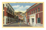 Main Street, Bisbee, Arizona Print