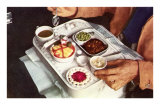Airplane Food Prints