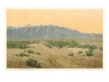 Desert View, Arizona Art