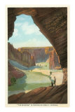 The Window, Canyon de Chelly, Arizona Poster