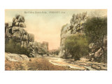 Box Canyon, Granite Dells, Prescott, Arizona Posters