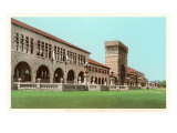 Stanford University Memorial Arch Posters