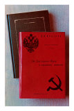 Russian Communist Books Photo