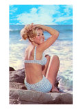 Gidget in Two-Piece Print