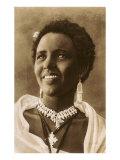 Ethiopian Woman Posters