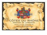 Cotes du Rhone Label Posters