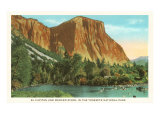 El Capitan, Yosemite National Park Poster