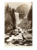 Vernal Falls, Yosemite Prints