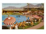 Shadow Mountain Resort, Palm Desert, California Prints