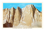 Mt. Whitney, Lone Pine Prints