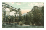 Yosemite Valley Prints