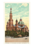 Blessed Sacrament Cathedral, Sacramento Prints