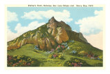 Bishop's Peak near San Luis Obispo Poster