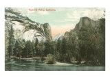 Yosemite Valley Art