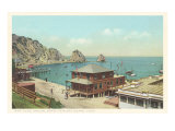 Tuna Club, Avalon, Santa Catalina Island Posters