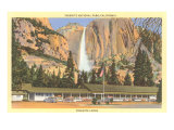 Yosemite Lodge Posters