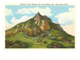 Bishop's Peak near San Luis Obispo Prints