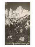 Mt. Whitney Posters