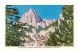 Mt. Whitney Prints