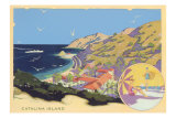 Catalina Island Poster