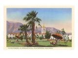 El Mirador, Palm Springs, California Poster