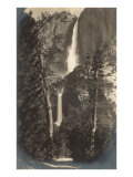 Waterfalls, Yosemite Poster