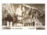 Ahwahnee, Yosemite Prints