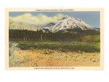 Lassen Volcano Art